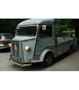 Citroen Hy pick up